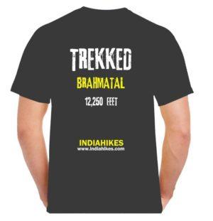 Brahmatal trek